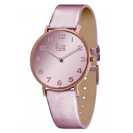 Ice-Watch horloge City Mirror Pink-Rosegold Small IW14816