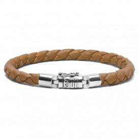 Buddha to Buddha J545CA Armband Ben XS Round Leather Canyon (E) 19 cm