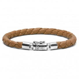 Buddha to Buddha J545CA Armband Ben XS Round Leather Canyon (C+) 17 cm