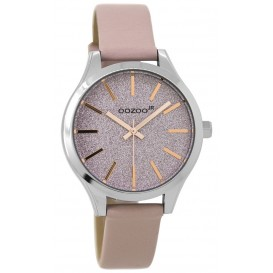OOZOO Horloge Junior powderpink-rosé 35 mm JR297