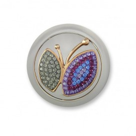 Mi Moneda SW-BUT-03-14 Swarovski Butterfly Large
