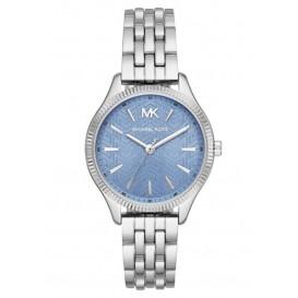 Michael Kors MK6639 Horloge Lexington staal zilverkleurig 36 mm
