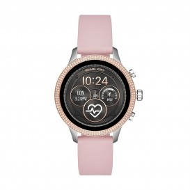 Michael Kors MKT5055 Acces Runway Smartwatch roze 45 mm Gen. 4