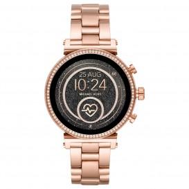 Michael Kors MKT5063 Access Sofie Generatie 4 Smartwatch rosé 42 mm