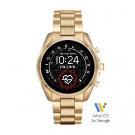 Michael Kors MKT5085 Access Bradshow Gen 5 Display Smartwatch goudkleurig 45 mm