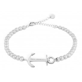 Paul Hewitt Armband Anchor Spirit Steel Silver 15,5-18 cm PH-ABB-S-S