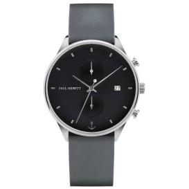 Paul Hewitt PH-C-S-M-48M Horloge Chrono Line Midnight Ocean Grey 42 mm