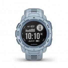 Garmin 010-02064-05 Instinct SeaFoam (lichtblauw) schokbestendig GPS 45 mm-1