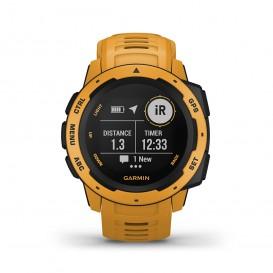 Garmin 010-02064-03 Instinct Sunburst oranje schokbestendig GPS 45 mm-1