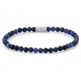 Rebel and Rose Armband Midnight Blue 16,5 cm RR-40011-S