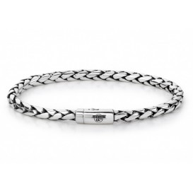 Rebel and Rose Armband zilver Hera 19,5 cm RR-BR006-S-M