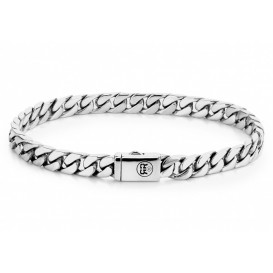 Rebel and Rose Armband zilver Tartaros Small 19,5 cm RR-BR009-S-M