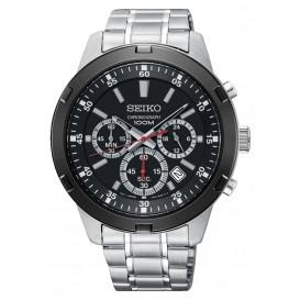 Seiko Herenhorloge chronograaf Aviator SKS611P1 Limited