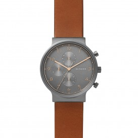 Skagen SKW6418 Ancher Chrono 40 mm Herenhorloge