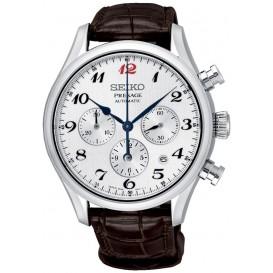 Seiko Presage Herenhorloge Chronograaf Automaat SRQ025J1