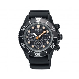 Seiko Prospex Solar Black Edition Limited Edition Chrono Diver 200 m SSC673P1