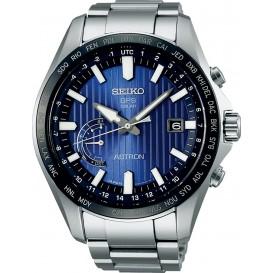 Seiko Astron Herenhorloge blauwe wijzerplaat SSE159J1
