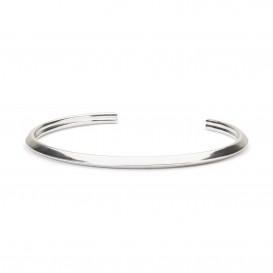 Trollbeads TAGBA-00017 Armband Hart bangle zilver (S)