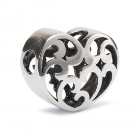 Trollbeads TAGPE-00075 Hanger zilver Passionele Ziel