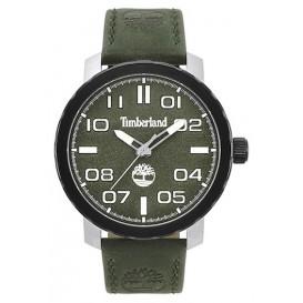 Timberland horloge Wellesley Dark Green 50 mm TBL.15377JSTB/19