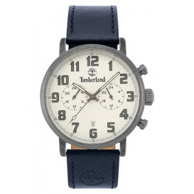 Timberland horloge Richdale Blue-Silver TBL.15405JSQS/04