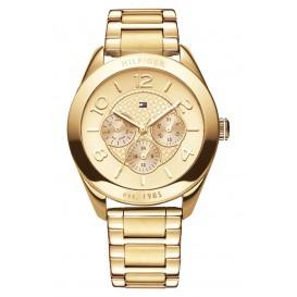 Tommy Hilfiger Horloge Gracie goudkleurig 40 mm TH1781214