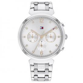 Tommy Hilfiger TH1782346 Horloge Multifunctie staal zilverkleurig 38 mm