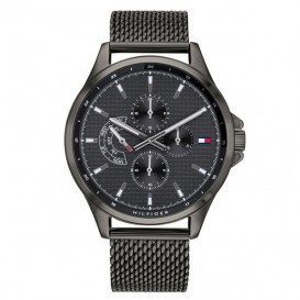 Tommy Hilfiger TH1791613 Horloge Shawn grijs 44 mm