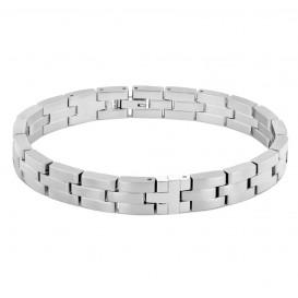 Tommy Hilfiger TJ2790296 Armband staal zilverkleurig 18,5-20 cm