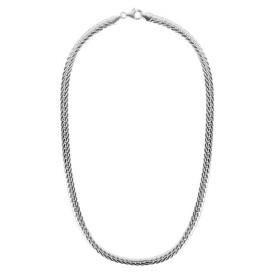 FirstChoice VIT55 Ketting zilver Vittoria 5,5 mm breed 29,5 gram 45 cm
