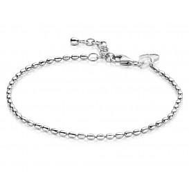 Zinzi ZIA1656 Armband zilver 17,5 - 20 cm