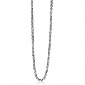 Zinzi ZIC1931 Ketting Palmier zilver 45 cm