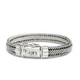 SILK Jewellery Armband zilver 'Madonna' 19 cm 731.19