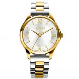 Zinzi ZIW1233 Horloge Classy Mini + gratis armband goudkleurig 30 mm