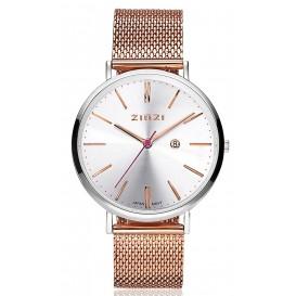 Zinzi horloge Retro + gratis armband 38 mm ZIW412MR