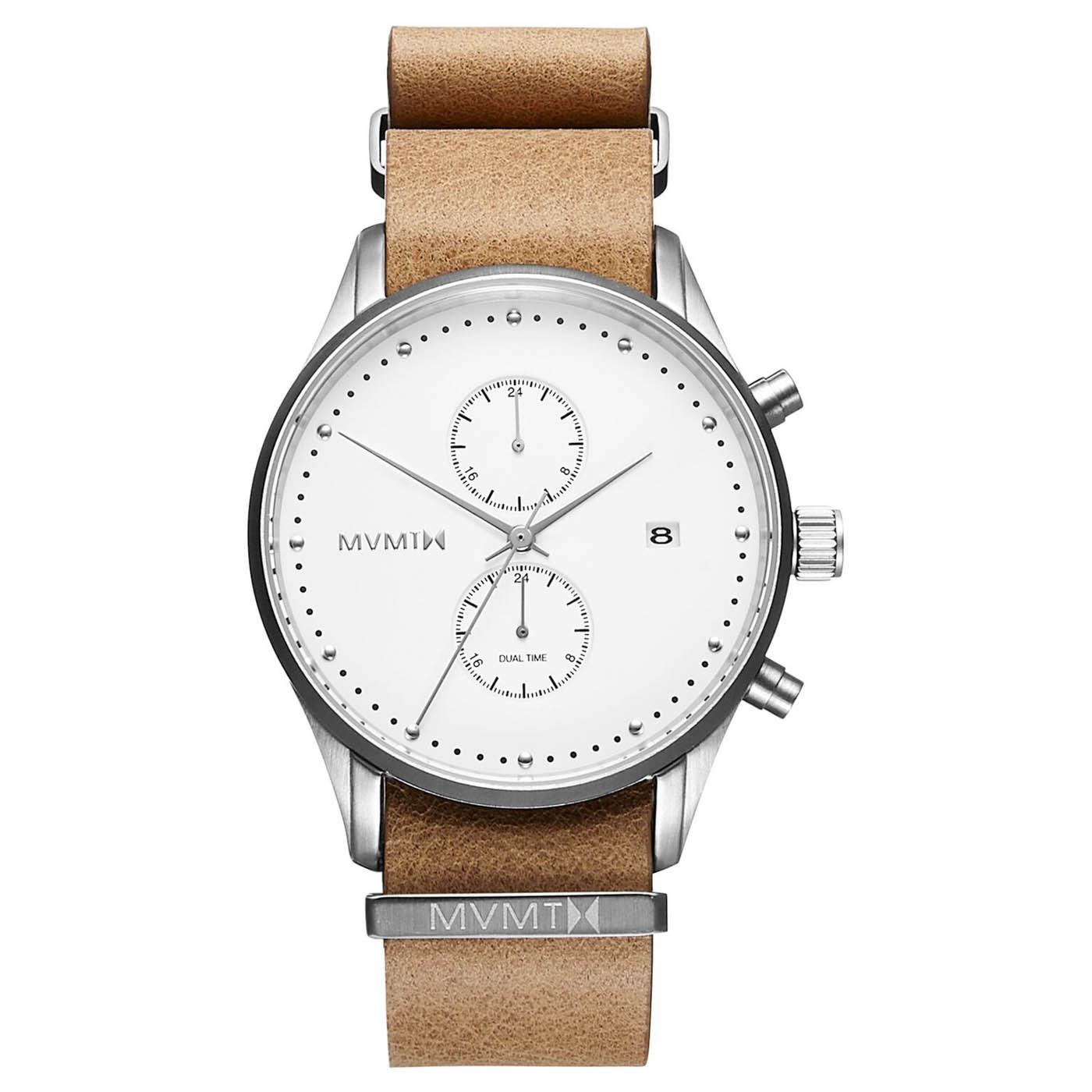 MVMT D-MVO1-WT Horloge Voyager Biscayne 42 mm