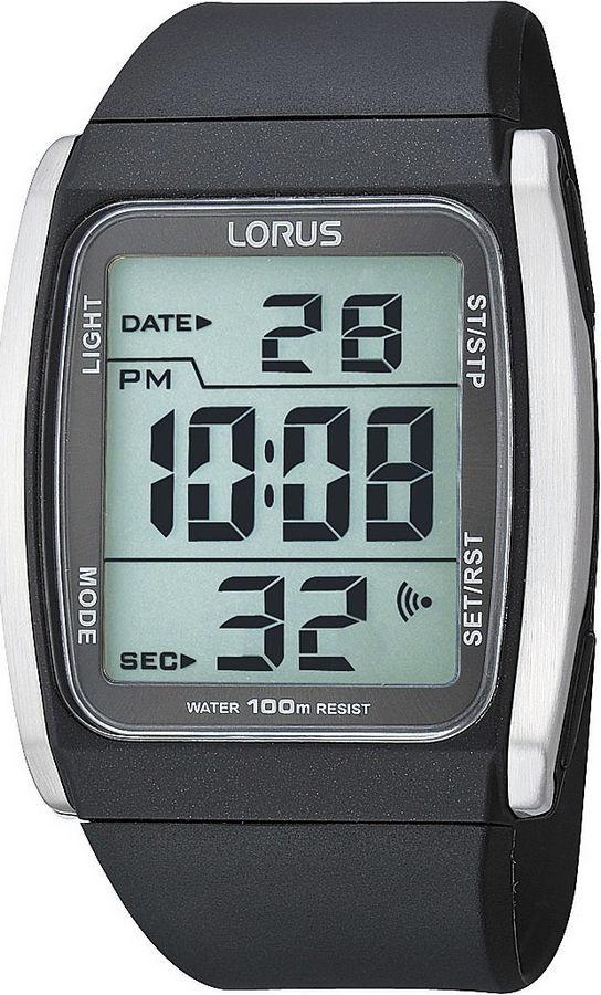 Lorus Herenhorloge Digitaal R2303HX9