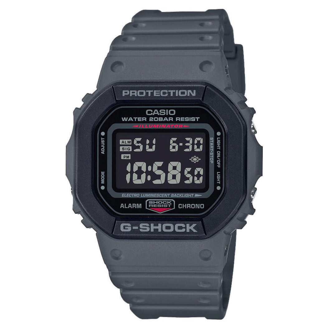 Casio DW 5610SU 8ER G Shock Horloge The Origin 48,9 mm