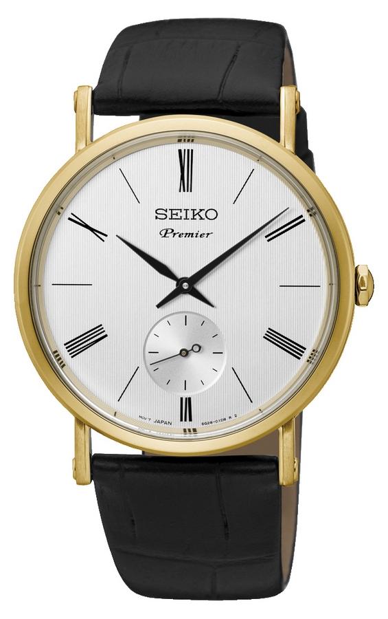 Seiko Premier Herenhorloge SRK036P1