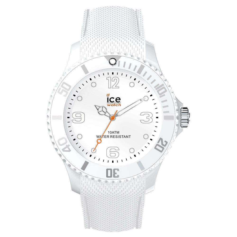 Ice-Watch IW013617 ICE Sixty Nine - Silicone - White - Large horloge