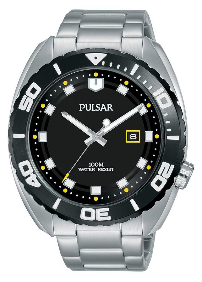 Pulsar herenhorloge Quartz Analoog 44,5 mm PG8283X1