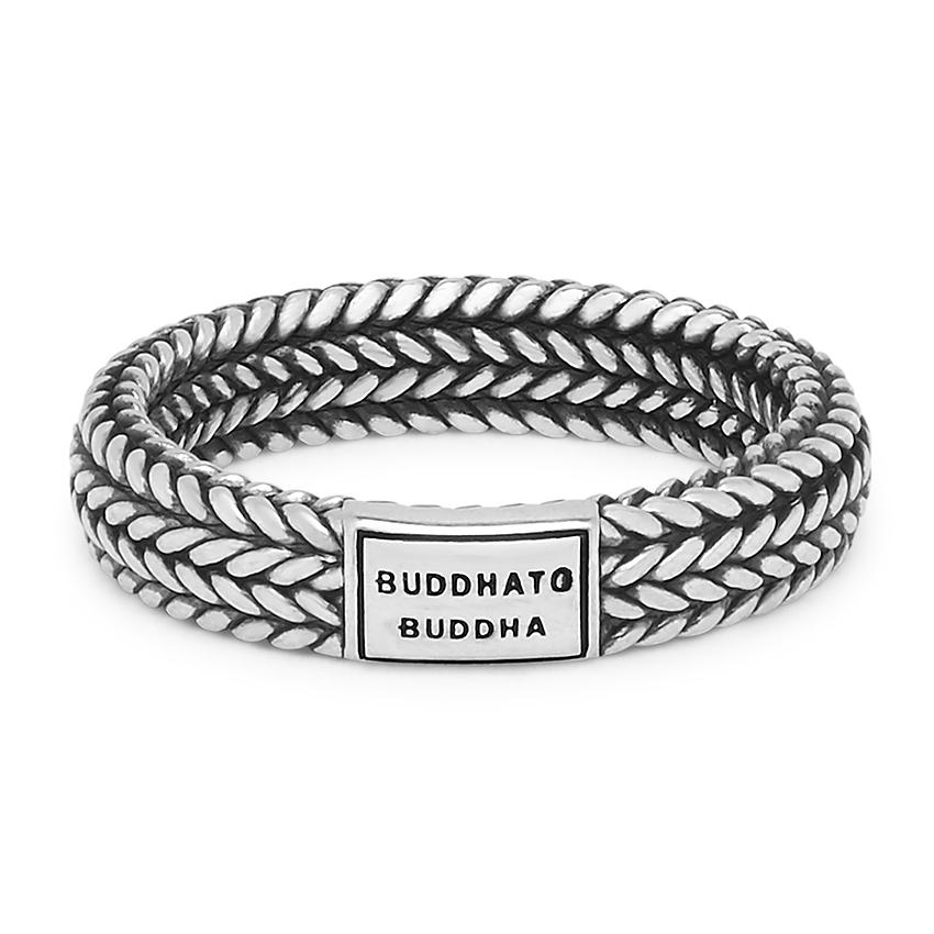 Buddha to Buddha 106 Ring Ellen Small zilver Maat 18