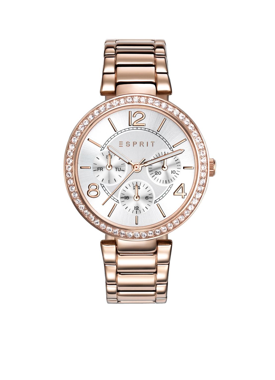 Esprit Time dameshorloge Essentials Rose ES108982003