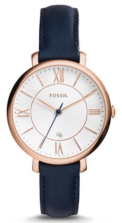 Fossil Dameshorloge Jacqueline ES3843