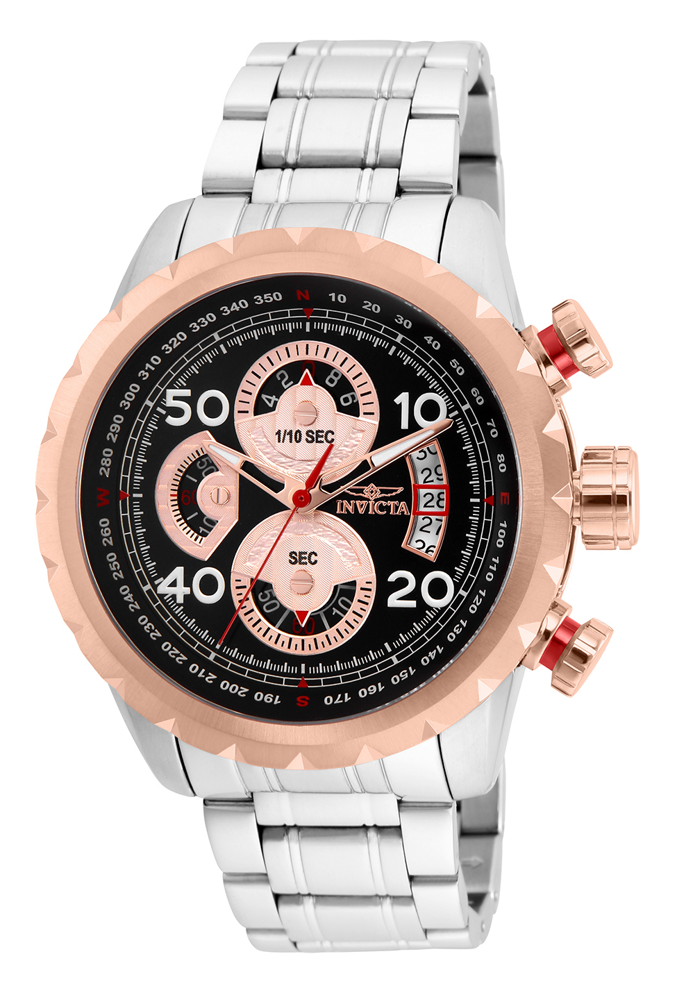 Invicta Aviator 28147 Herenhorloge