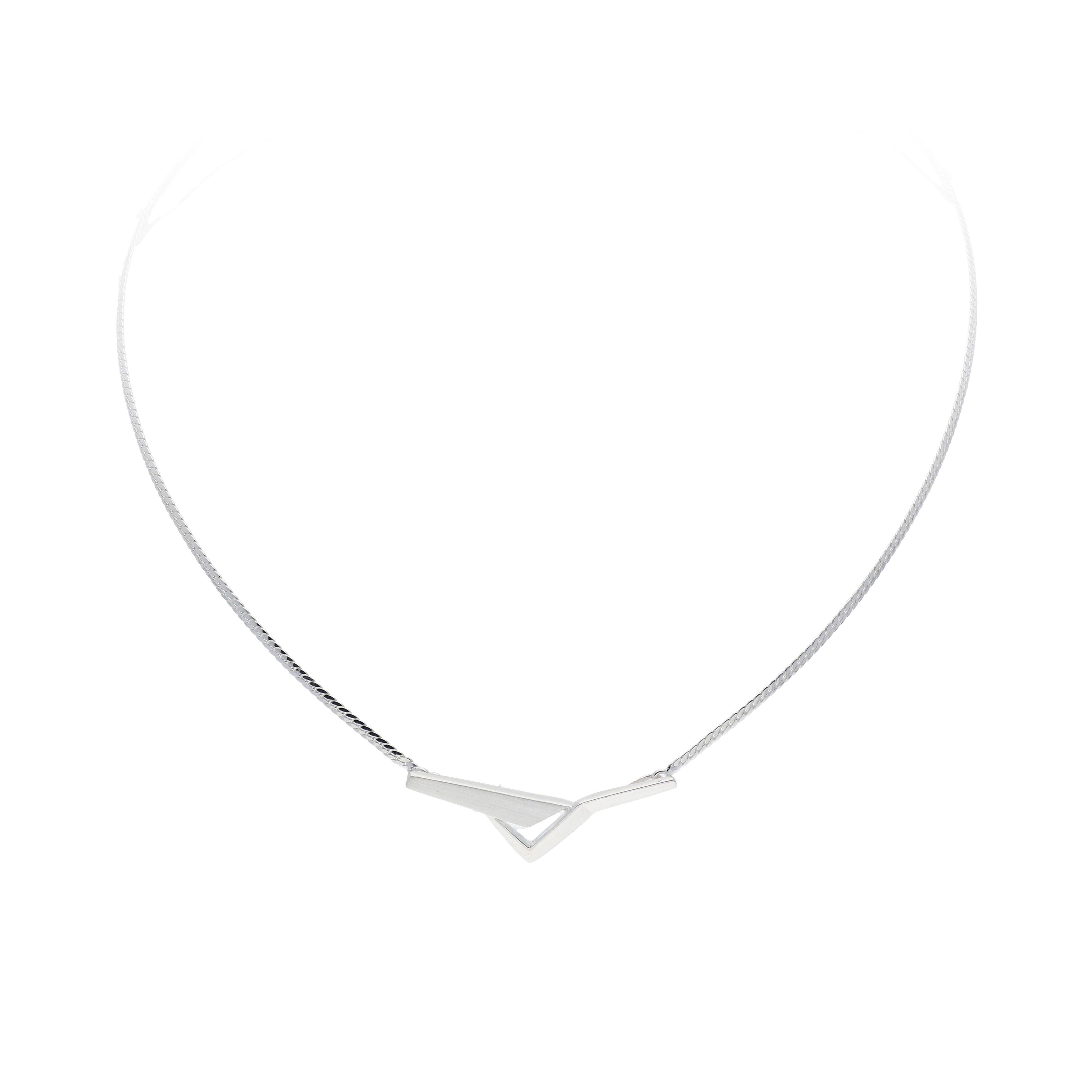 Afbeelding van Best Basics Ketting zilver met tussenstuk 103.0712.45
