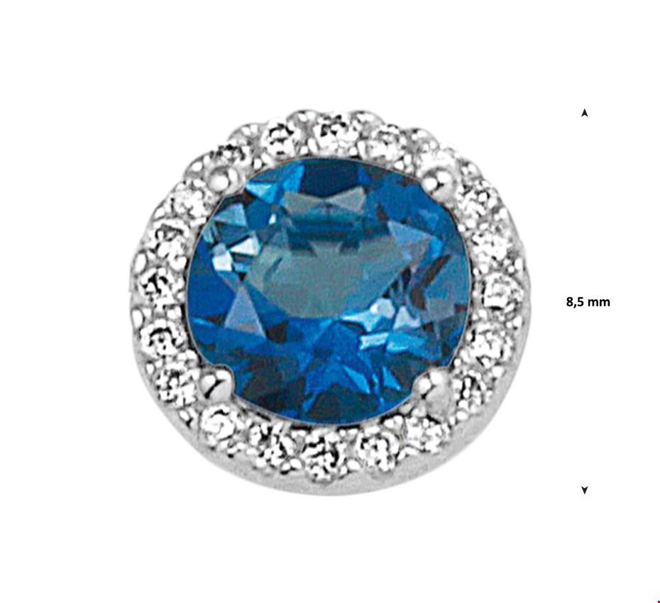 TFT Hanger Witgoud Diamant 0.10ct G VSI