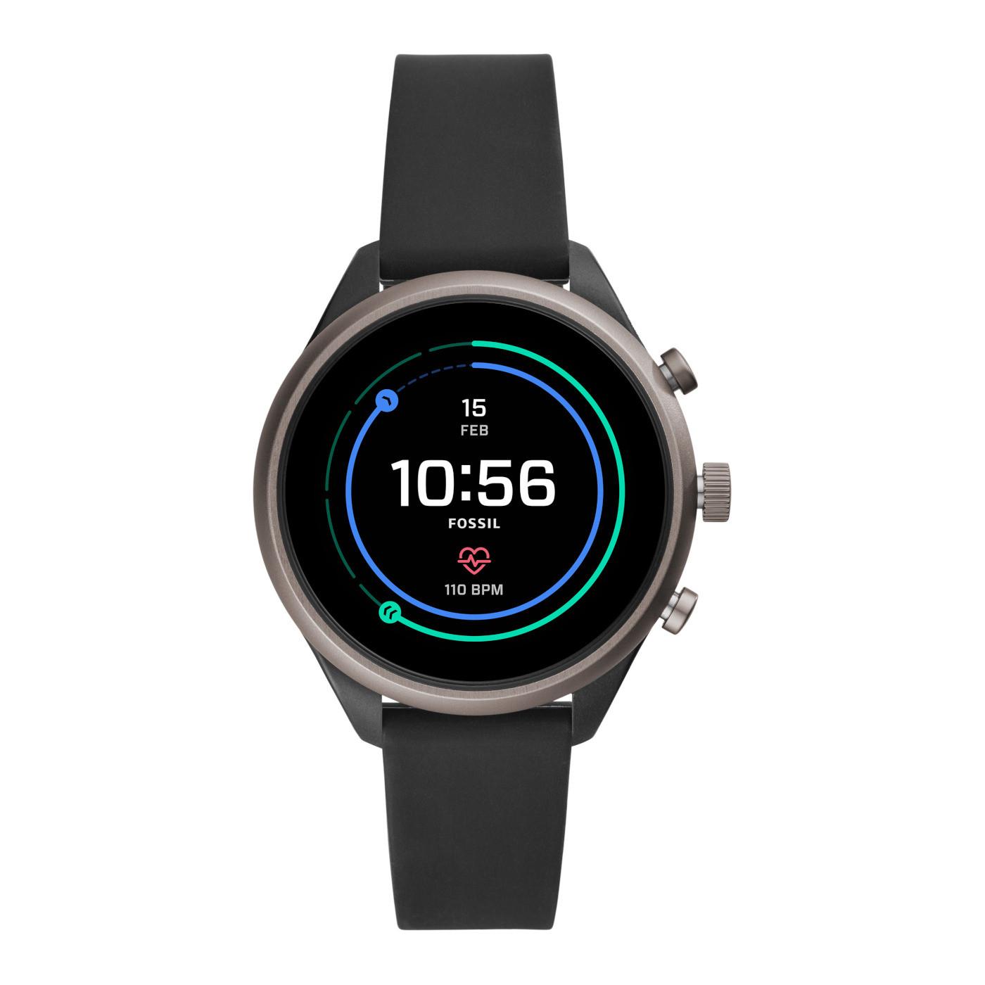 Fossil FTW6024 Gen. 4S sport Smartwatch 41 mm