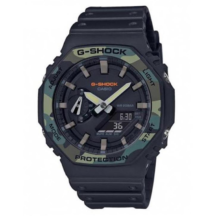 Casio G-Shock GA-2100SU-1AER Camouflage