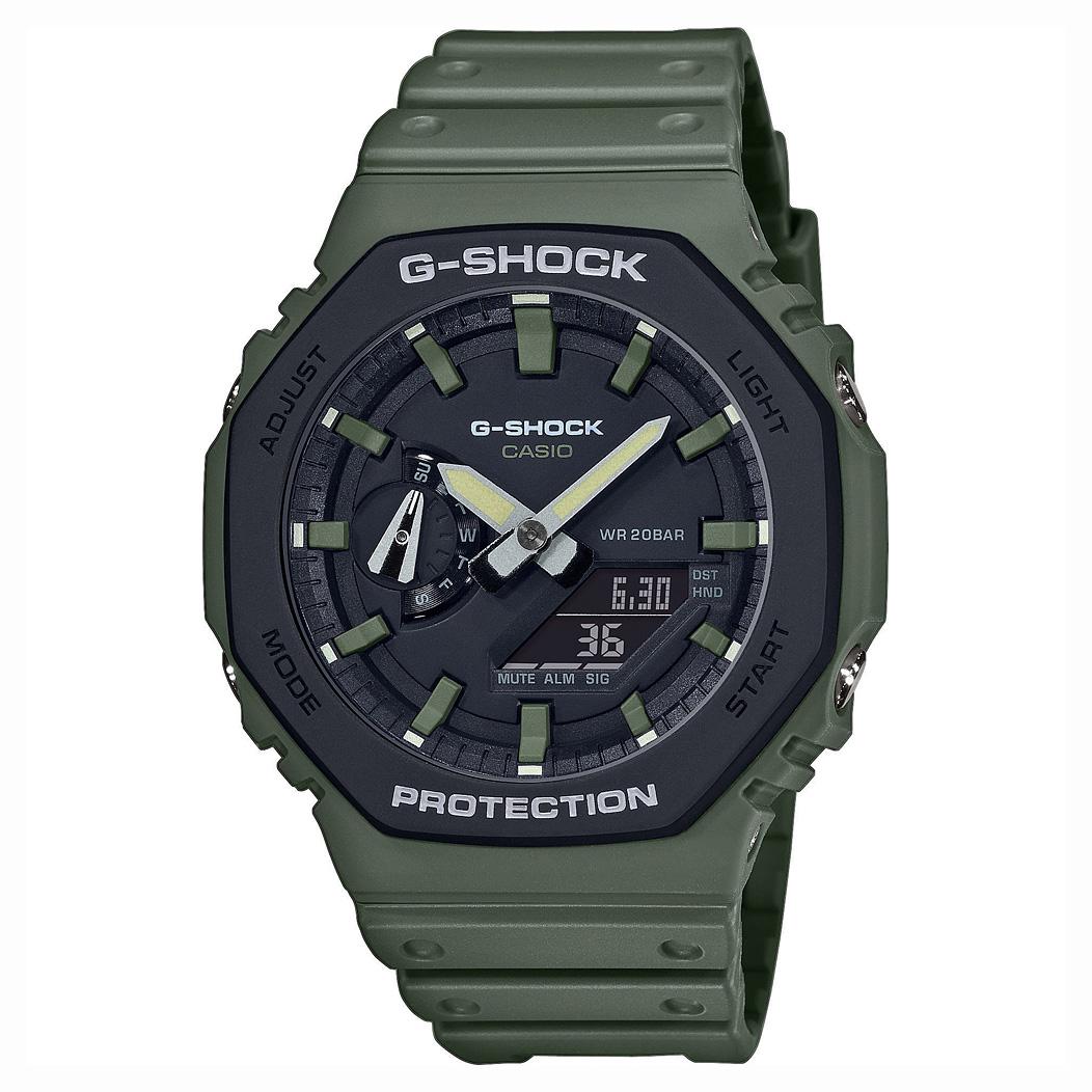 Casio GA 2110SU 3AER Horloge G Shock Carbon 45 mm